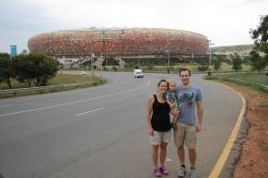 Soccer City: Das 6. größte Stadium der Welt