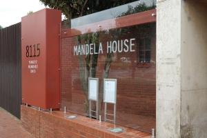 Das Mandela House auf der Vilakazi Street